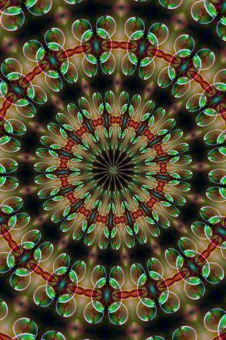 Bunga Fraktal 1