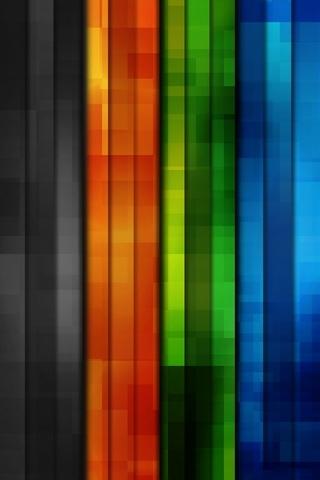 Rainbow-Lines