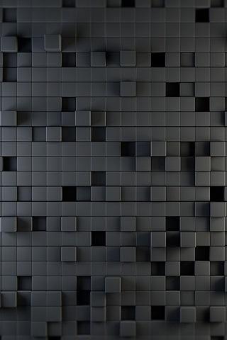 Gray Squares - IPhone5