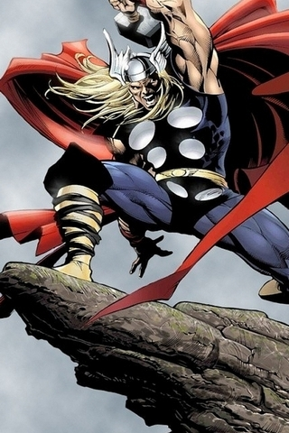 Thor The Animation