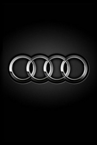 Logotipo do carro-Audi