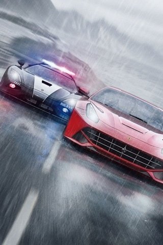Need For Speed Rivals Nfs