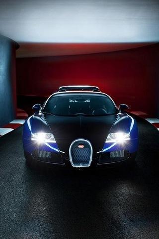 Black-bugatti