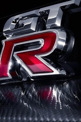 GTR日産ロゴ