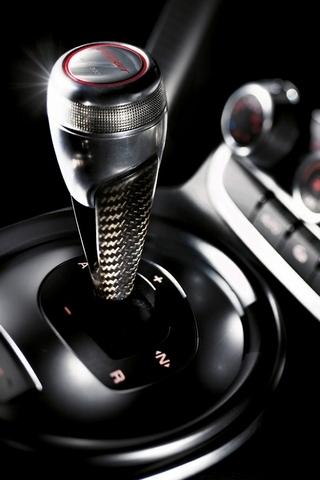 Audi R8 GT Boite vitesse