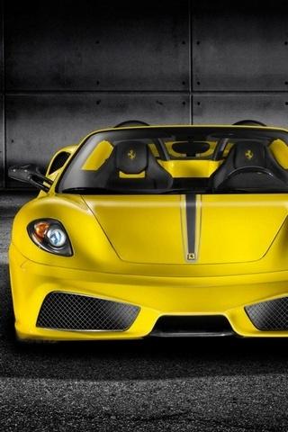 Ferrari Scuderia Spider 16mcar