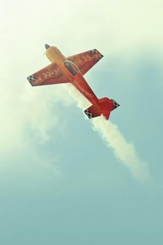 Vintage uçak
