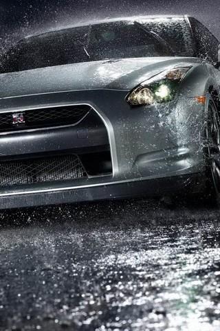 日産GTR V仕様