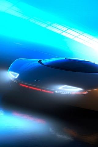 Concept Car Speed