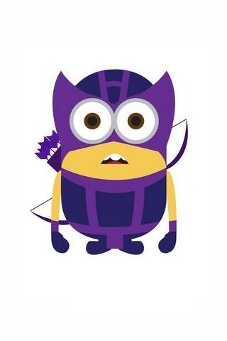The Phantom Super Minion