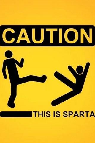 ¡Catión! Esto es Esparta
