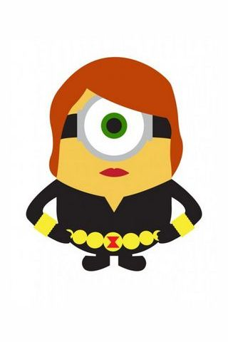 X-Man Super Minion
