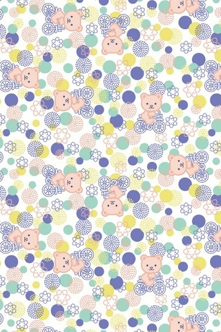 Winnie The Pattern Cloth