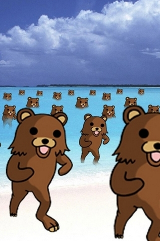 佩德熊海滩