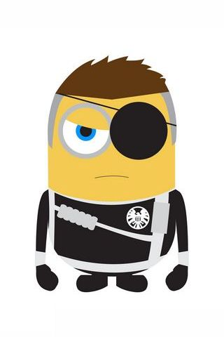 Ghost Rider Super Minion