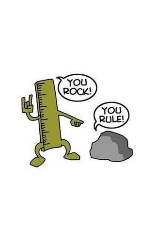 You Rock! & You Rule!