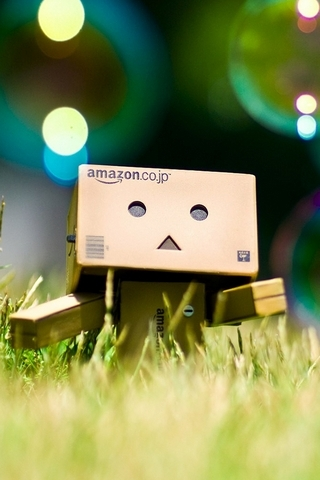 Danbo & Bubble - IPhone5