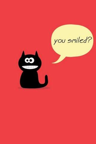 You Smiled?