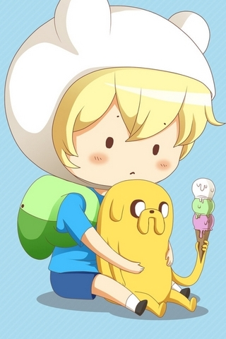 Adventure Time Chibi