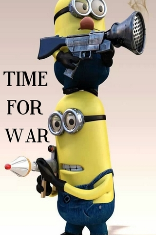 Time For War
