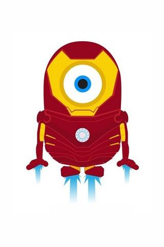 Iron Man Super Minion