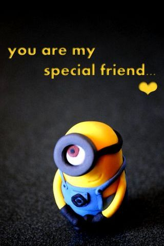My Special Friend