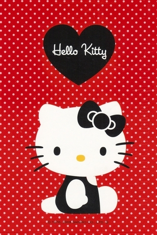 Red Hello Kitty