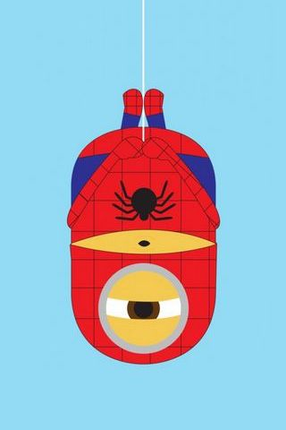 Spider-Man Super Minion