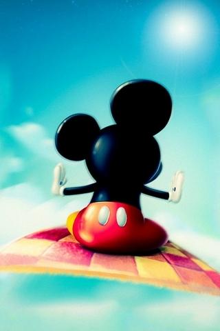 Fly Mickey Fly