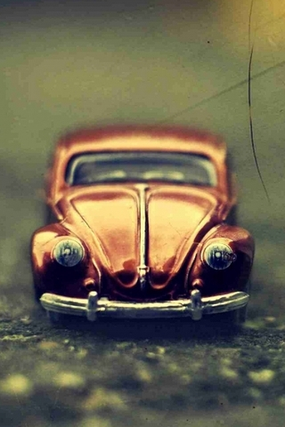 Volkswagen-Beetle-Toy