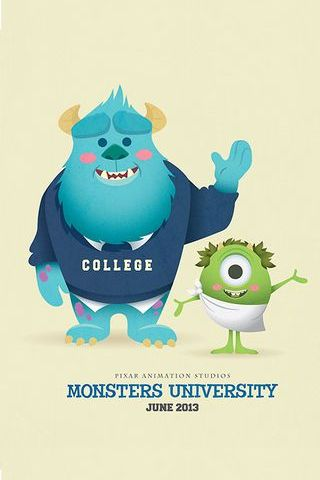 Universidade Monster Inc