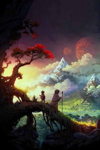 The Wormworld Saga