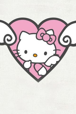 Valentine Hello Kitty