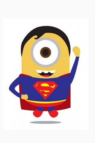 Superman Super Minion