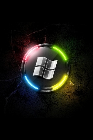 Neon-Windows-Logo
