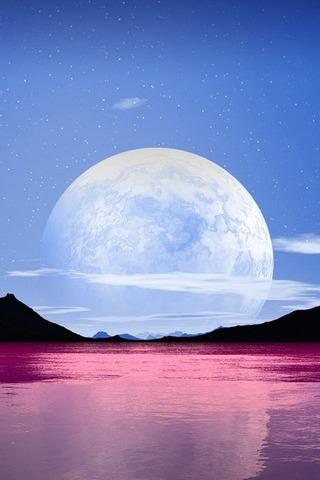 Fantasy Moon