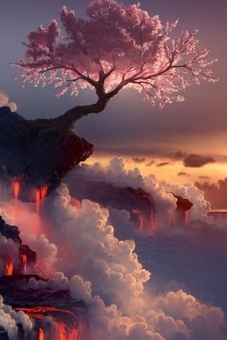 Flowering Fire