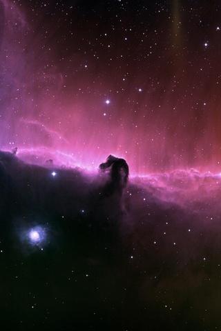 ピンク星雲