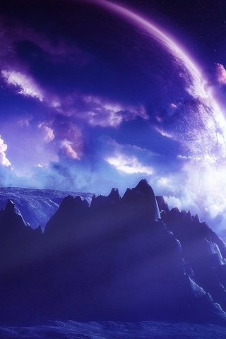 Purple-Planet