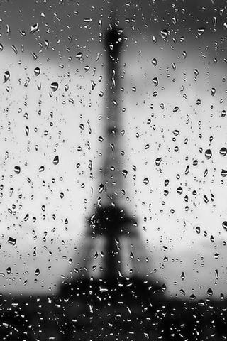 Rainy-Paris