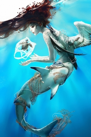 Aqua Creature