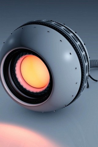 Sci Fic Lamp