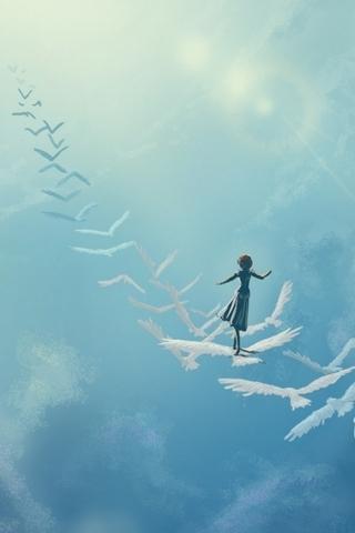 ในท้องฟ้า