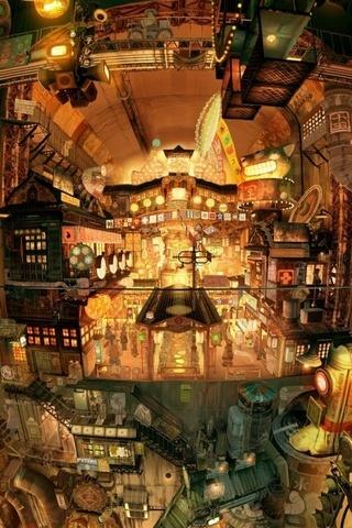 Magiczne Miasto