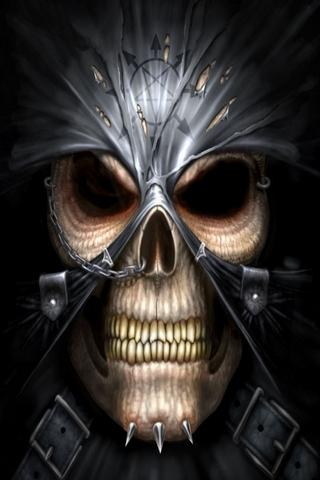 मृत्यु मुखौटा