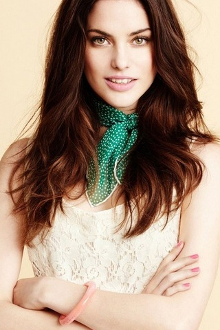 European Fashion Girl