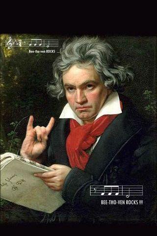 Beethoven Rocks