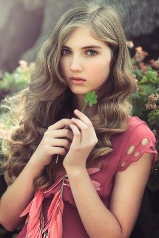 सुन्दर लड़की