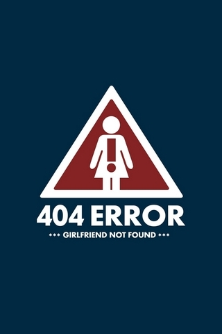 404 Girlfriend Not Found