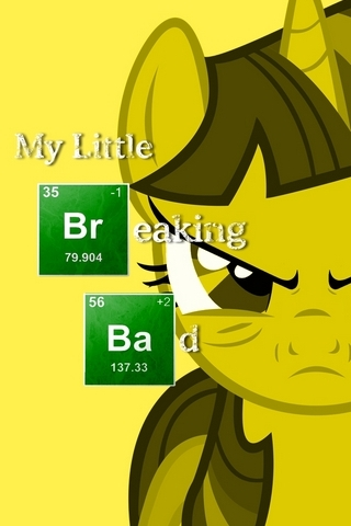 My Little Breaking Bad
